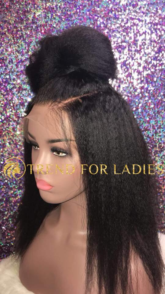 Perruque cheveux Afro